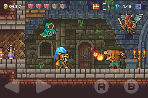 Goblin Sword screenshot 1