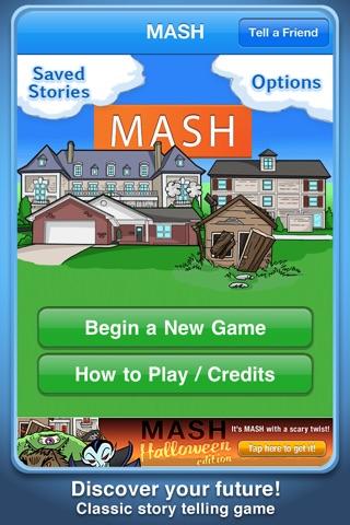 MASH screenshot 1