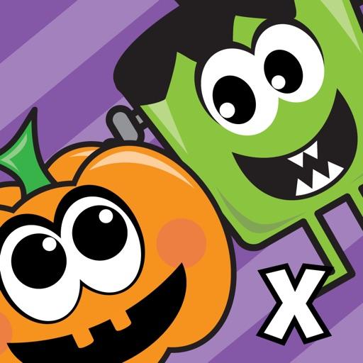 Halloween Bump Multiplication Game iOS App