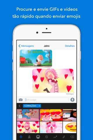 GIF Keyboard screenshot 2