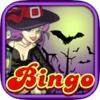 Amazing Saga of Witch-es Brew Bingo - Bubble Ball Blitz Games