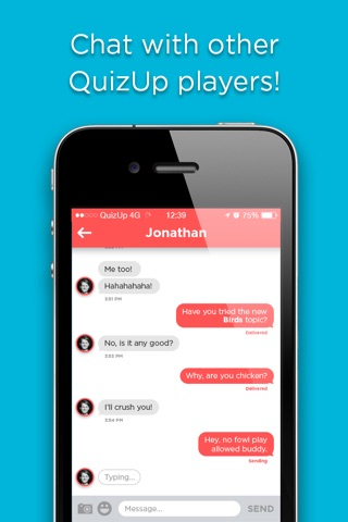 QuizUp™ screenshot 4