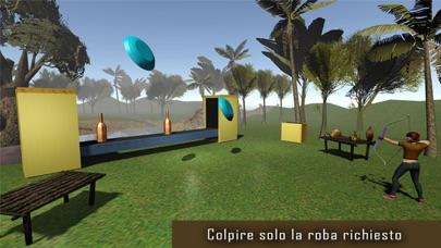 Screenshot of Mondiale Archery Champions Mania : Il Maestro Arci1