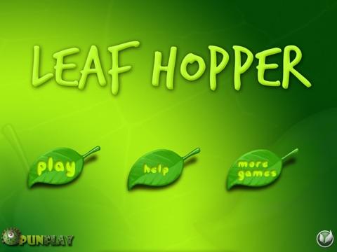 Leaf hopper HD screenshot 1