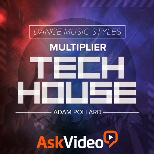 Tech House Dance Music Course Mac OS X