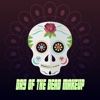 Day Of The Dead Makeup – Add Colorful Calavera Sugar Skull Photo Masks On Your Face