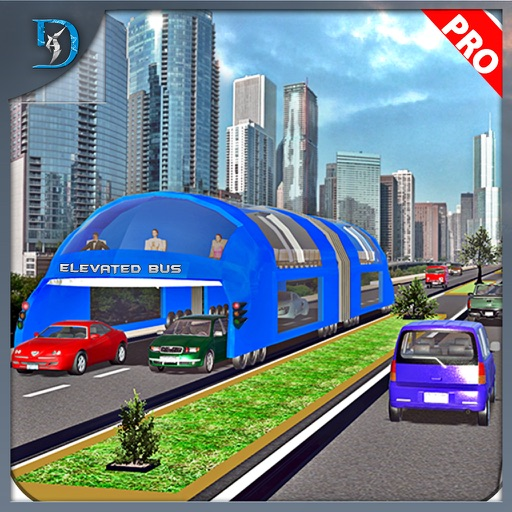 Drive Elevated Transit China Bus Pro iOS App