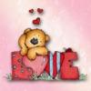 Top LOVE Stickers Emoji