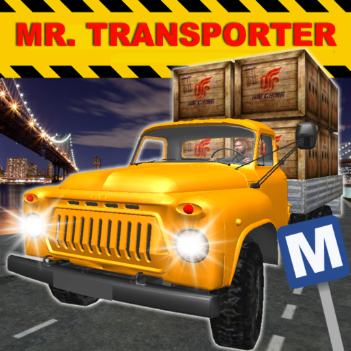 Mr. Transporter - Dark Night Delivery