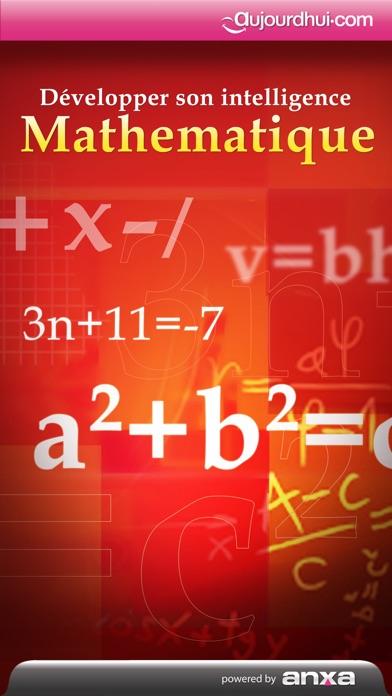 Développer son intelligence mathématiqueCapture d'écran de 1