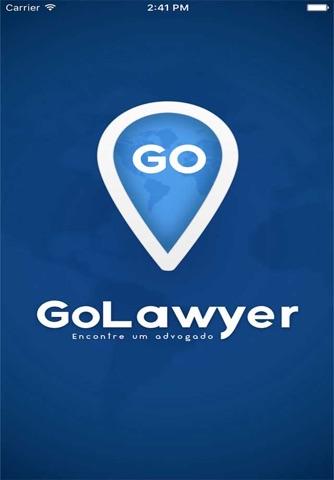 GoLawyer screenshot 1