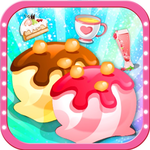 Micheli Delicacy - Fashion Maid Loves Cooking&Desserts Recipe Salon Free iOS App