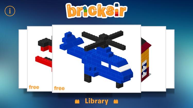 Bricksir Lego Building Instructions Using Only Basic Bricks By Els