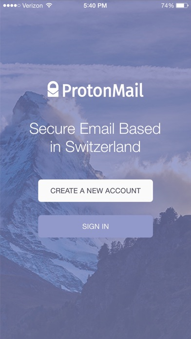 download ProtonMail - Encrypted Email apps 3