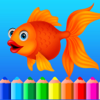 Coloring book: games for kids boys & girls free 1+