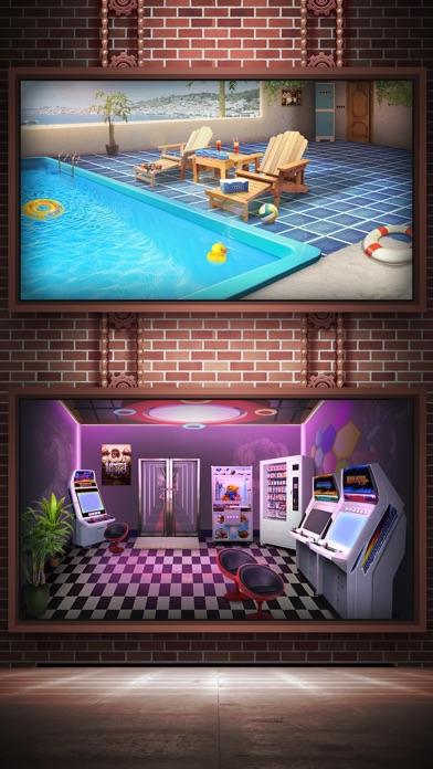 Escape Room:100 Rooms 10 (Doors, and Floors games)-2