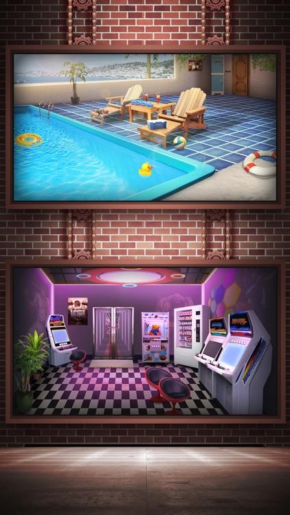 Escape Room100 Rooms 10 (Doors and Floors games) & Escape Room:100 Rooms 10 (Doors and Floors games) by YunFang Xia