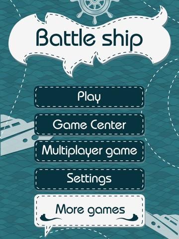 Морской бой - Battleship на iPad
