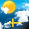 Погода в Швеции