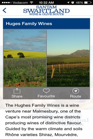 Swartland Wine and Olive Route screenshot 3