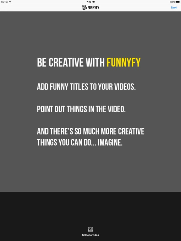 Funnyfy 2 - Make any video funny Screenshots
