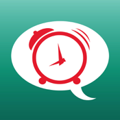 TalkingAlarm - Best bedside clock! icon