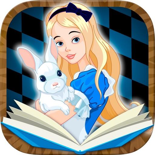 Alice in Wonderland contes classiques de livres