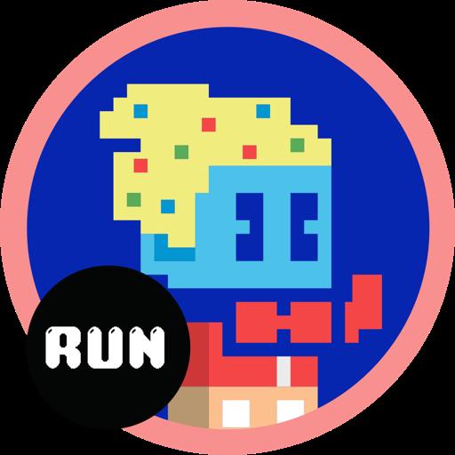 Run, Donnie Doughnut!