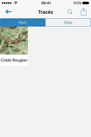 Gaia GPS Classic screenshot 4