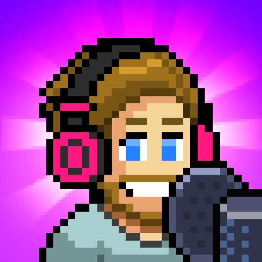 Download PewDiePie's Tuber Simulator free for iPhone, iPod and iPad
