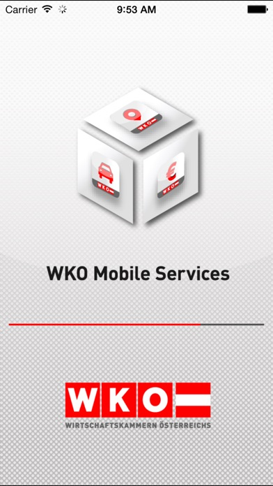 wko mobile services eine anwendung der wk im app store. Black Bedroom Furniture Sets. Home Design Ideas