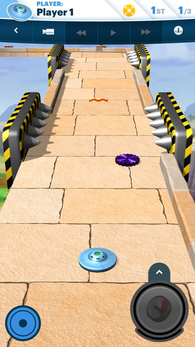 Screenshot 3 Disc Drivin