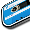 DeliTape - Deluxe Leitor de cassetes