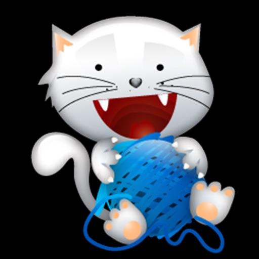 Catsy Cat Toy: Customize & Share iOS App