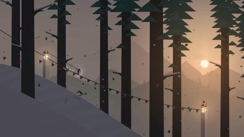 Screenshot #14 for Alto's Adventure
