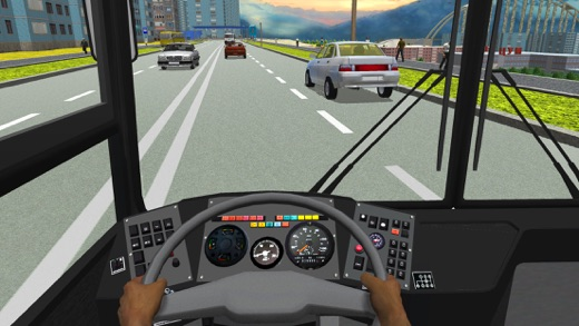 Симулятор Автобуса 3D 2016 Screenshot