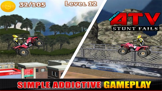 Offroad Atv Stunt Offroad Dirt Bike Racing Games On The App Store
