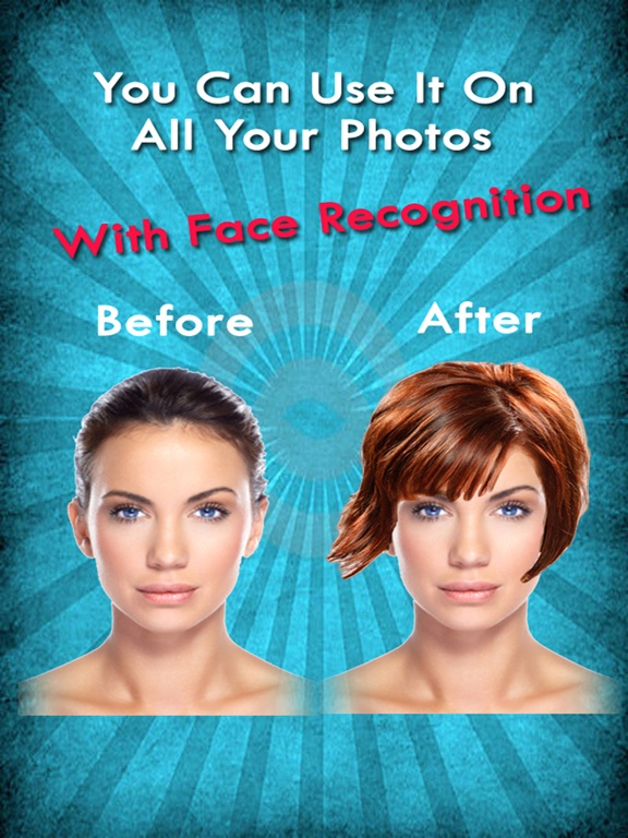 Your Perfect Hairstyle On The App Store - Hairstyle on you app