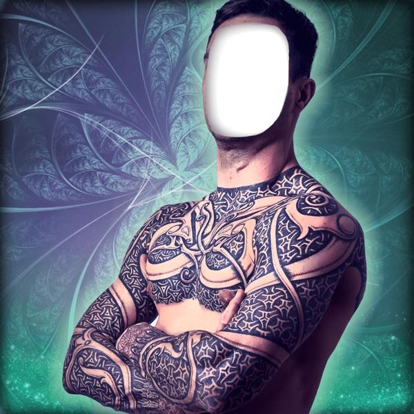 Tattoo Studio Photo Editor Body Art Make over Game App APK