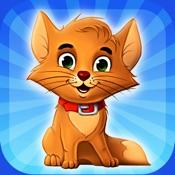 Питомец кот виртуальный