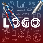 Logo & Design Creator - Make pro graphic designs, logos, flyers, icons, presentations & business cards icon