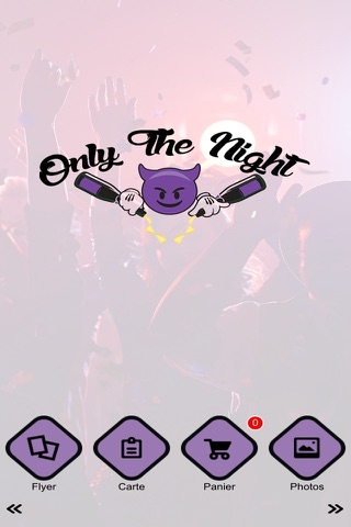 Only The Night screenshot 1