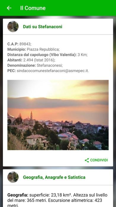 Screenshot of Stefanaconi Mobile3