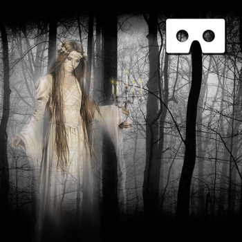 VR Horror in the forest for iPhone