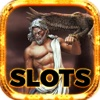 Greek God Casino - Big Win - Lucky Card Fun Slot