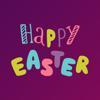 salma akter - Happy Easter Bunny Sticker App  artwork