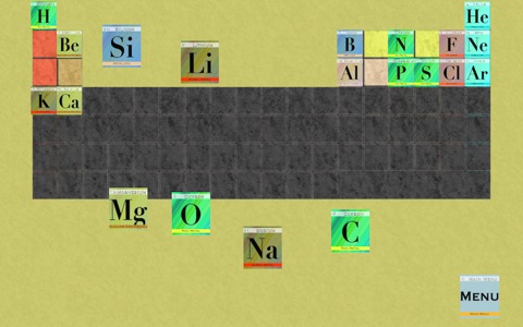 Elements - Periodic Table Order Quiz screenshot 4