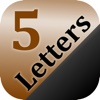 5 Letters