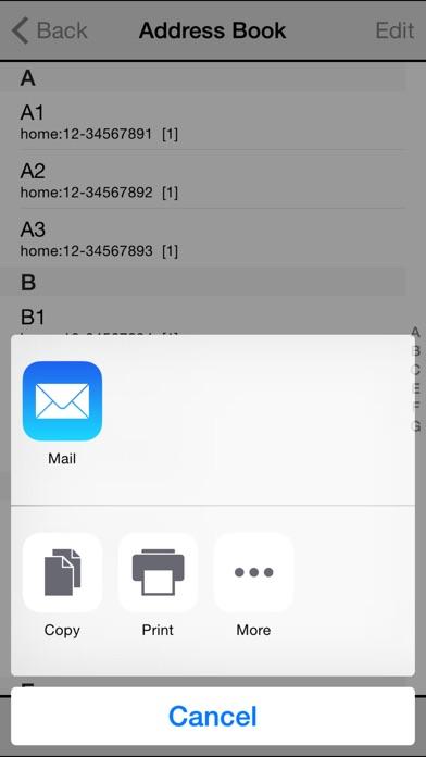 download Free Bulk SMS Multi Address Book Organizer+ apps 2