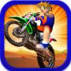 Games Soup Private Limited - DIRT BIKE MAD SKILLS - Top 3D Flip Racing Game artwork